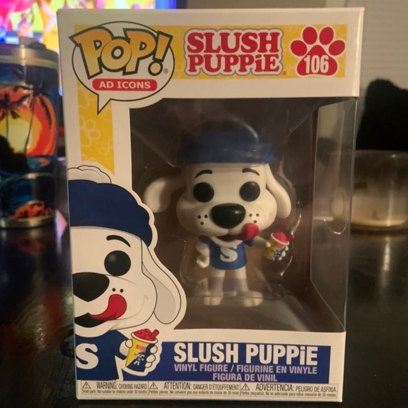 Funko Pop Slush Puppie